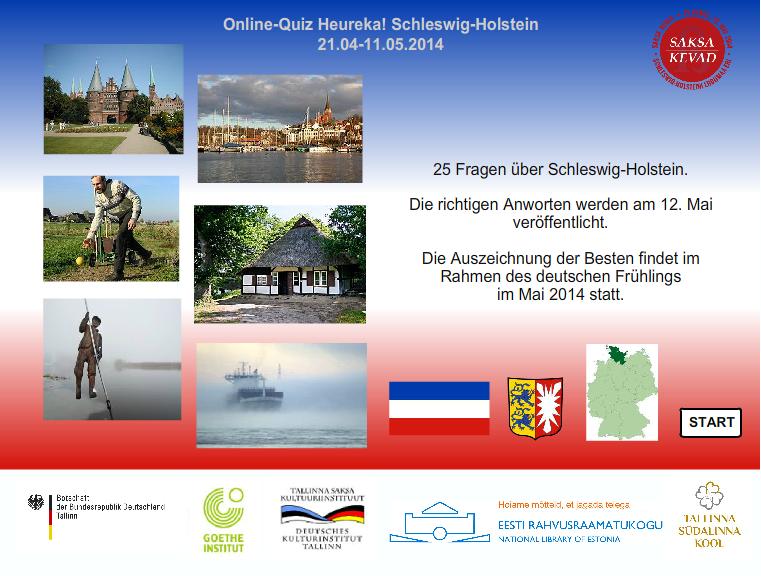 Quiz Schleswig Holstein